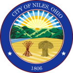 Seal of Niles, Ohio